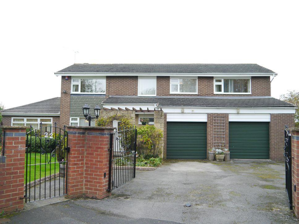 5 Bedrooms Detached House for sale in Beech Court, Darras Hall